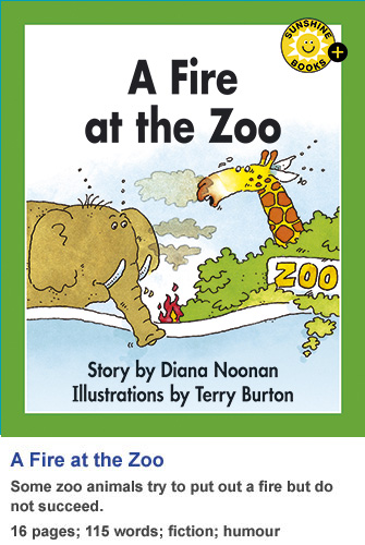 A Fire at the Zoo