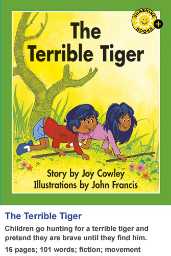 The Terrible Tiger