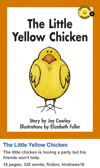 The Little Yellow Chicken