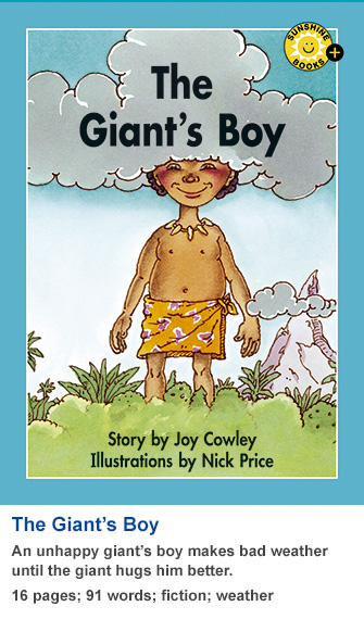 The Giant's Boy